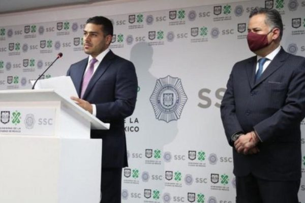 Bloquean más de 1.300 cuentas bancarias a mafias que operan en capital de México