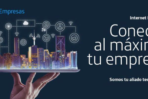 Movistar Empresas ofrece nuevo servicio de internet de alta velocidad para el sector productivo