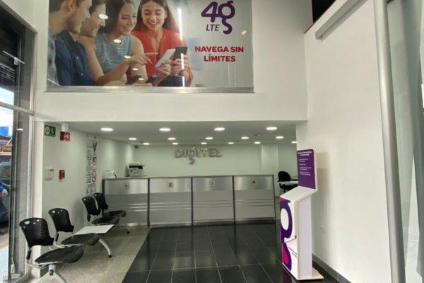 Digitel inaugura un nuevo Centro de Atención en San Cristóbal