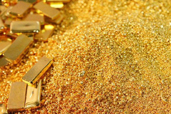 Depreciación del dólar y rendimientos de bonos provoca subida del oro