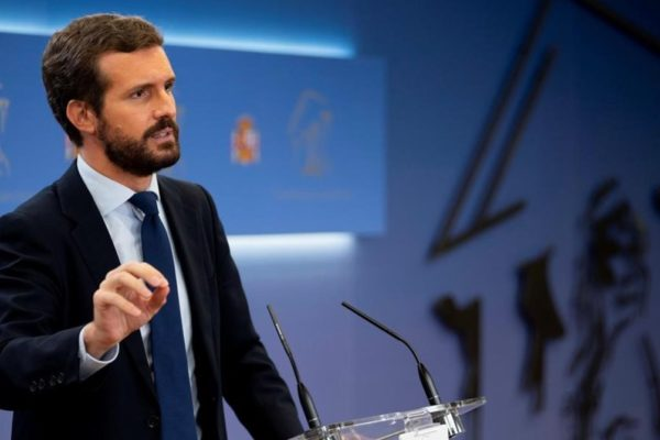 Líder conservador español anima a López a defender la libertad de Venezuela