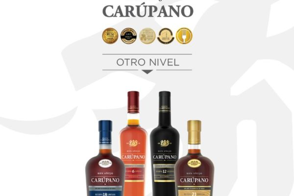 Ron Carúpano se expande en EEUU, Canadá y El Caribe en alianza con Chopin Imports