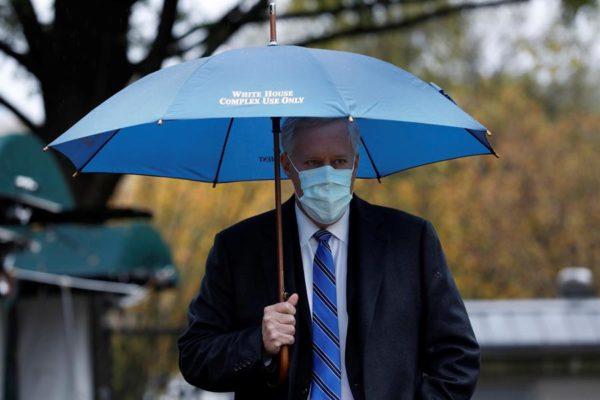 Casa Blanca: Estados Unidos no va a controlar la pandemia