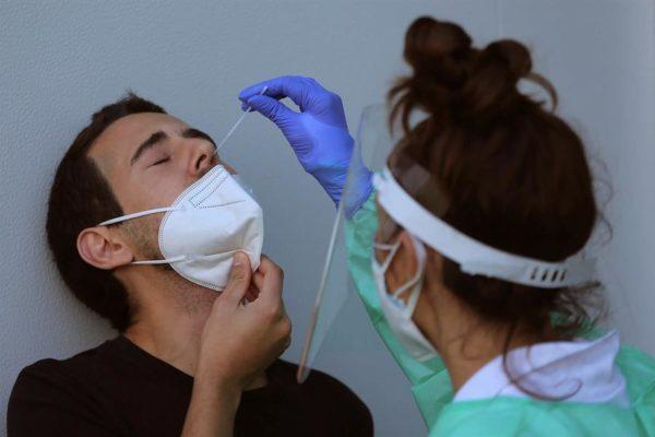 Venezuela registra 413 nuevos contagios de COVID-19 y un total de 124.525 casos
