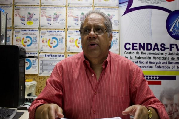 #YoTePregunto   Oscar Meza (Cendas-FVM): «Estamos viviendo la gran depresión venezolana»