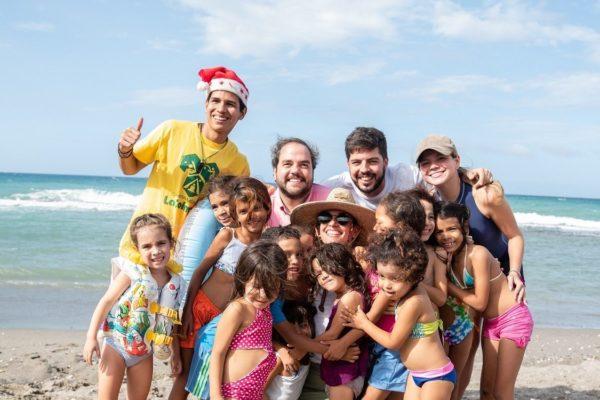 Gastro No-mía organiza colecta de juguetes en Caracas para ayudar a Santa