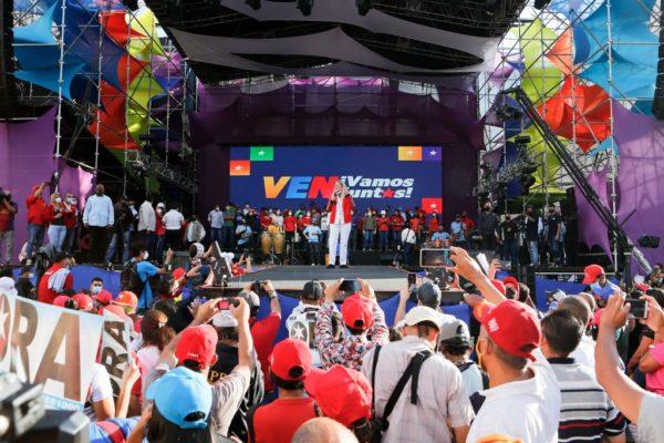 Con la campaña electoral en Venezuela: Controles para frenar #COVID19 quedaron en el olvido