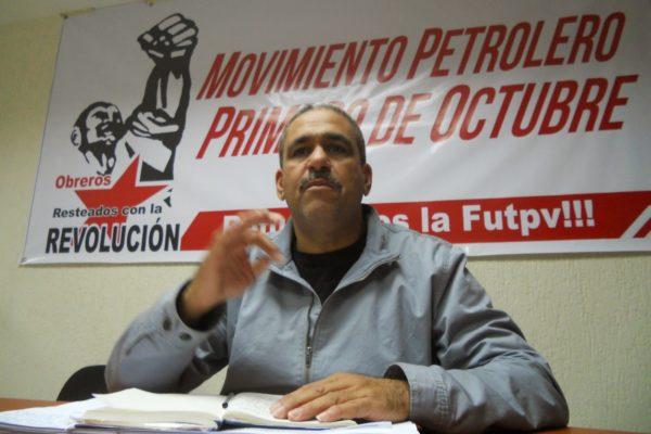 Sindicalista Eudis Girot es trasladado a Caracas para ser presentado en tribunales