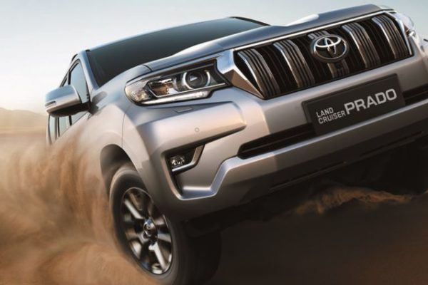 Toyota de Venezuela presentó la nueva Land Cruiser Prado VX