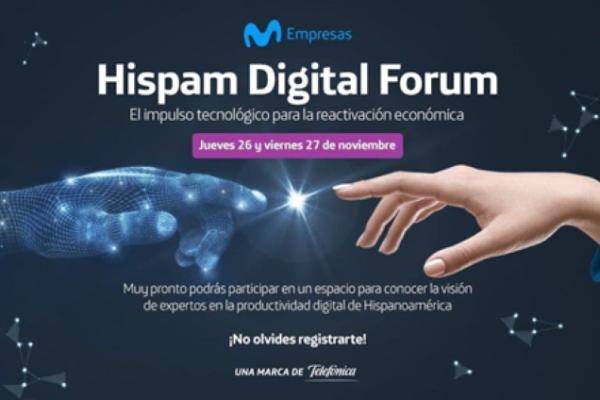 Empresarios latinoamericanos se reúnen en el Movistar Empresas Hispam Digital Forum