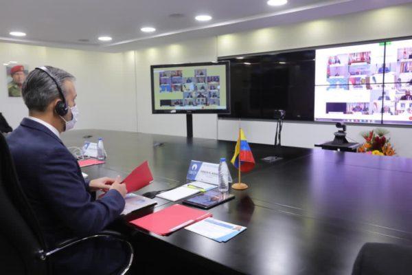 El Aissami sobre reunión de OPEP+: Venezuela seguirá promoviendo el diálogo en campo energético