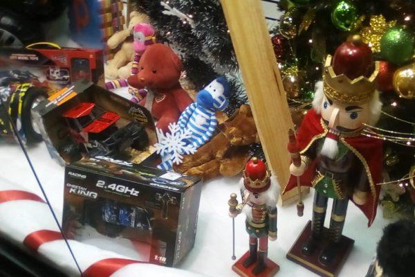 Mercado juguetero: hiperinflación y escasez de gasolina se la ponen muy difícil al Niño Jesús