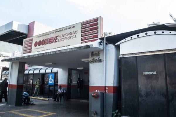 Cámara de Transporte Interurbano suspende reinicio de actividades en terminal Aeroexpresos Ejecutivos