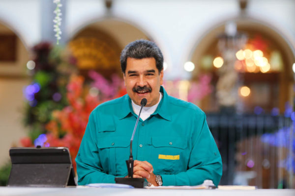 Maduro ratificó que habrá flexibilización segura para todo el mes de diciembre