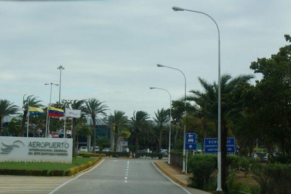 Aeropuerto de Nueva Esparta retoma vuelos comerciales
