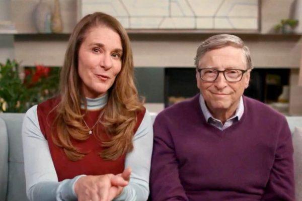 Bill y Melinda Gates se divorcian pero seguirán haciendo filantropía juntos