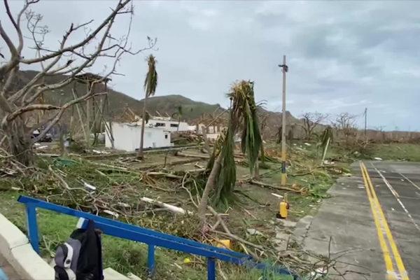 Colombia recibe ayudas de Corea y Japón para atender a damnificados por Iota