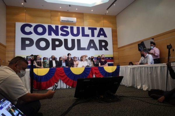 Mármol: No estamos en un proceso electoral, ni tenemos por qué verificar cifras