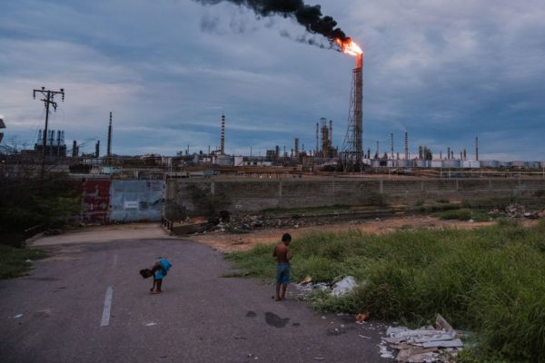 Denuncian nuevo derrame petrolero ahora en Monagas