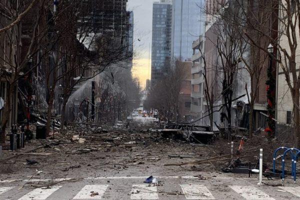 Policía de Nashville (EEUU) cree que explosión de caravana fue ´deliberada´