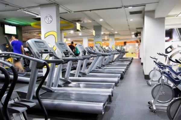 Cadena Gold´s Gym cerró su sede del Centro Comercial El Recreo