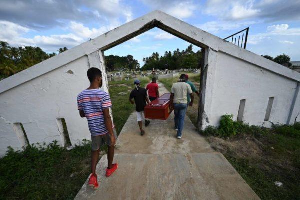 Protesta en Güiria exige justicia por los 28 muertos en naufragio a Trinidad