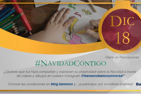 Banesco convoca a los niños venezolanos a expresarse en esta Navidad