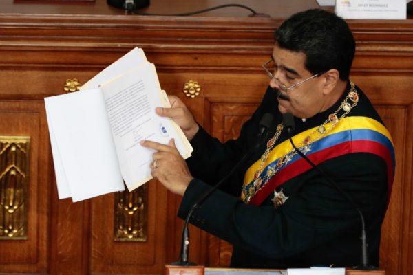 Reuters: Venezuela aplica ley contra el odio para encarcelar o intimidar a críticos de Maduro