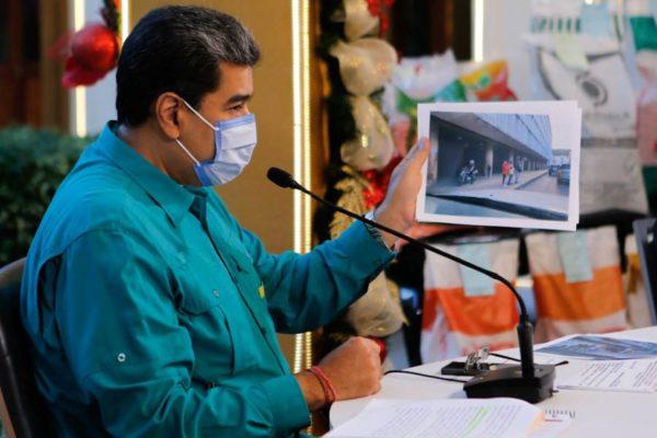 Maduro: la próxima semana llegan primeras 100.000 dosis de vacuna Sputnik V