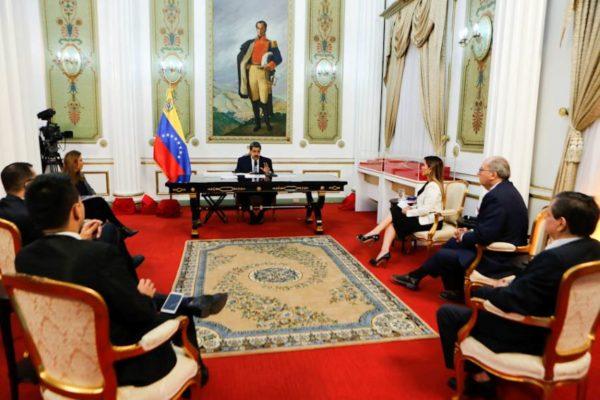 Maduro descartó ilegalizar la circulación de dólares y prometió nuevo plan de recuperación en 2021