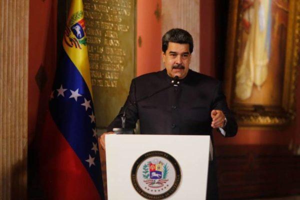 Maduro aseguró que las sanciones buscan 'ejercer una persecución' en su contra