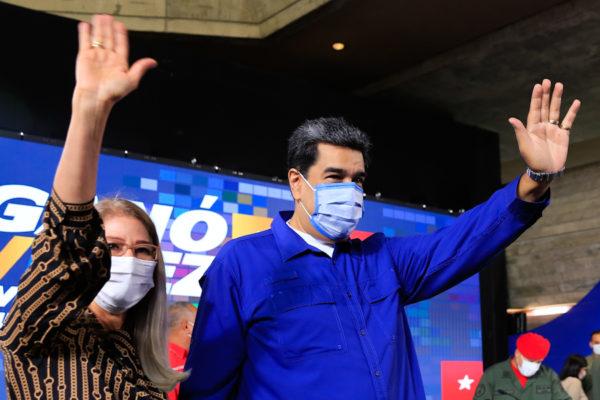 «El 2020 ha sido un año de pruebas superadas»: El mensaje de Navidad de Cilia Flores y Maduro