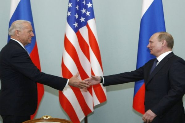 Putin felicita a Biden por victoria electoral y expresa su confianza en la cooperación