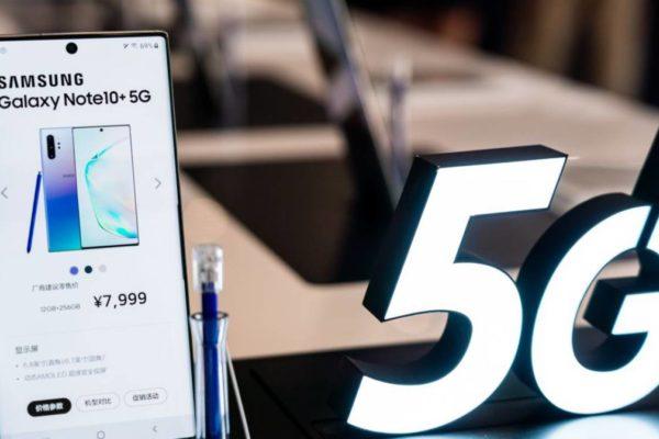 Samsung lidera el mercado: venta de smartphones se impulsa en el primer trimestre del año