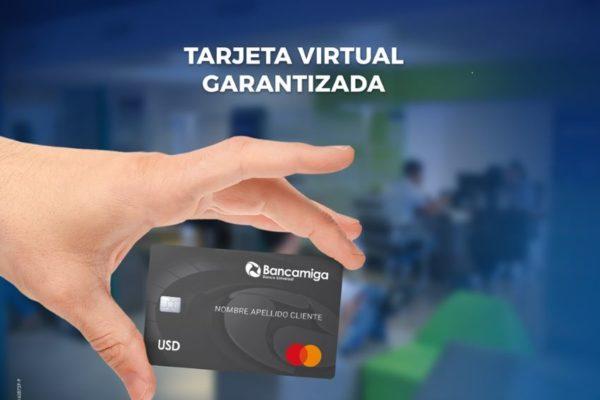 Bancamiga lanza tarjeta virtual en dólares para compras navideñas por Internet