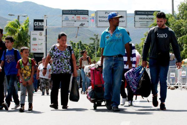 OEA estima que el éxodo venezolano podría llegar a 7 millones de personas en 2021