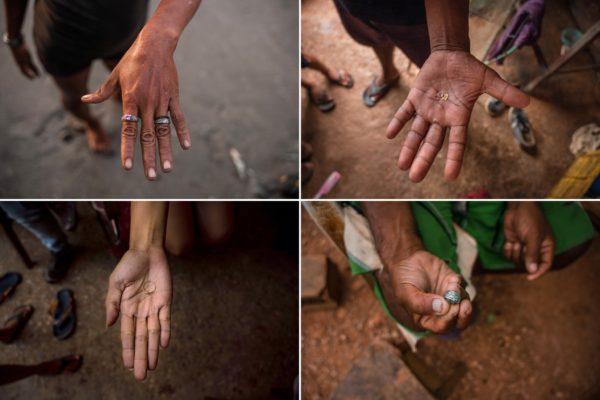 Inesperado hallazgo sorprende a costa venezolana con joyas de oro y un efímero respiro