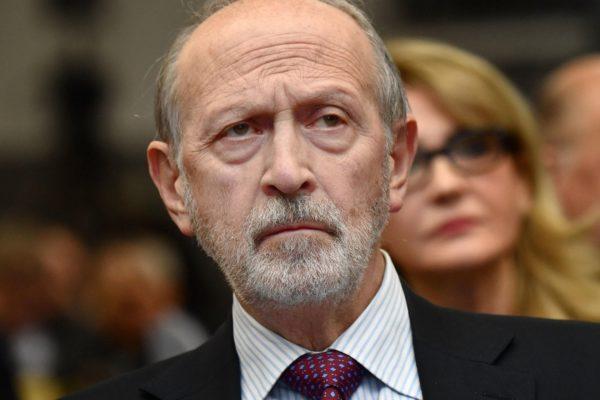 Fallece Vincenzo Calandra Buonaura, presidente del banco italiano Carige