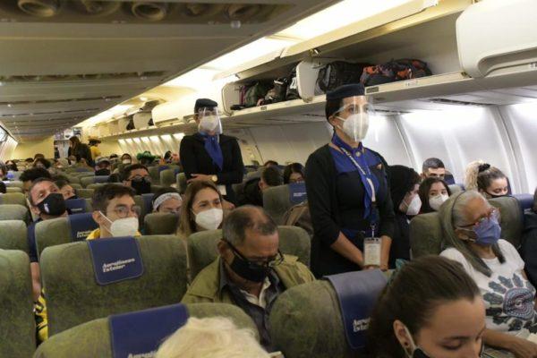 120 venezolanos en Argentina retornarán al país en vuelo de repatriación