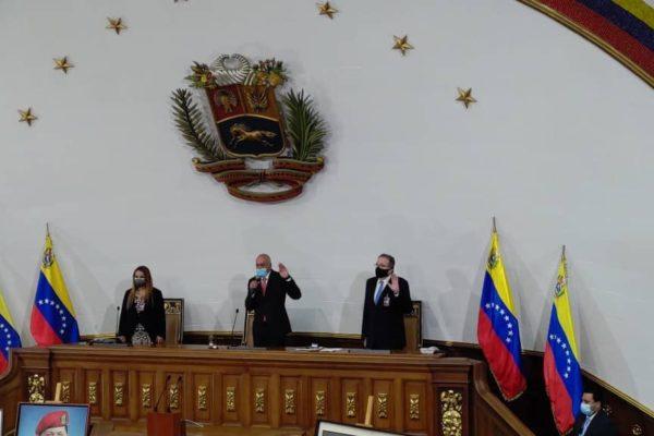 AN chavista pedirá a Paraguay y Argentina investigar 'hechos irregulares' de Guaidó