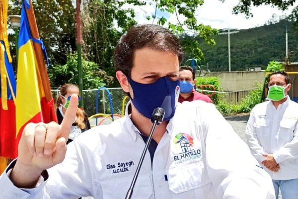 Elías Sayegh propone retomar alcaldía Metropolitana de Caracas mediante elecciones