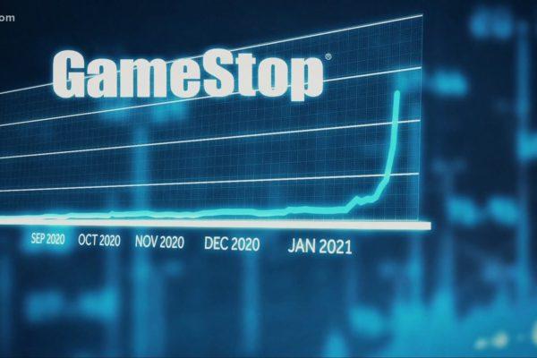 Reapareció GameStop con aumento de 103% en día de alzas en Wall Street