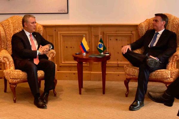 Colombia y Brasil desconocen al nuevo Parlamento y ratifican apoyo a Guaidó
