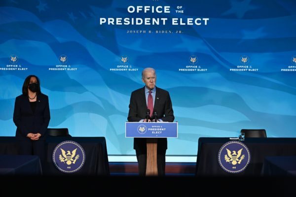 Biden mantendrá presión sobre Pekín y buscará normalización con la Unión Europea
