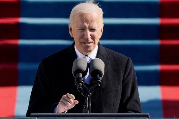 Biden proyecta más de 600.000 muertos por covid-19 y urge aprobación de plan de alivio económico
