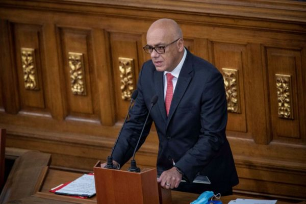 Jorge Rodríguez llama a diputados electos en 2015 a declarar sus bienes