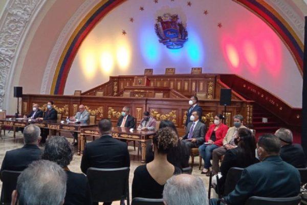 AN oficialista se reunió con rectores para avanzar en una nueva Ley de Universidades
