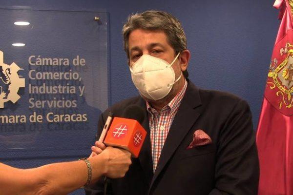 'Se necesita un cambio de timón': Palacios dice que hay que mantener una apertura económica