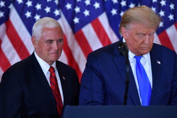 Pence se niega a la destitución: Trump baja el volumen y ofrece transición tranquila