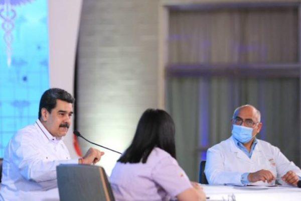 El Carvativir y la molécula DR10: Dos respuestas venezolanas contra la Covid-19, según Maduro
